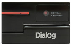 WEB-камера DIALOG WC-51W-RED