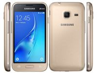 Смартфон SAMSUNG J1 mini SM-J106F Gold 2017