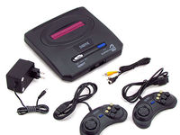Sega Super Drive 2 Classic (105-in-1) Black.